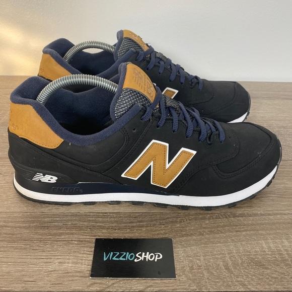 new balance 574 luxe